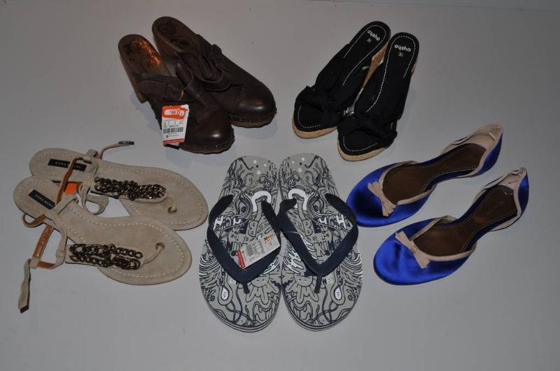 Letnie buty marki ZARA 1 - pakiet S1