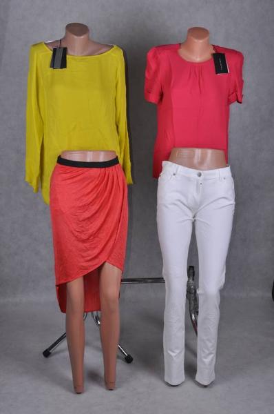 Odzież marki ZARA 1 - odzież używana hurtownia, niesort